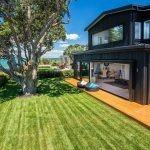 Large seaside home